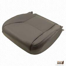 "2007 2008 Lexus GX470 Passenger Bottom ""Synthetic Leather"" Seat cover Dark Gray"