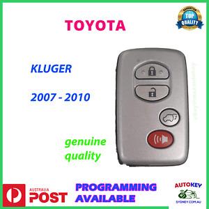 TOYOTA  KLUGER / HIGHLANDER PROX SMART KEY GSU40R 2007 2008 2009 2010