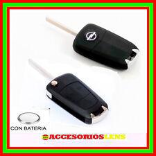LLAVE 3 BOTONES PARA OPEL CORSA ASTRA VECTRA ZAFIRA SIGNUM MERIVA CARCASA MANDO