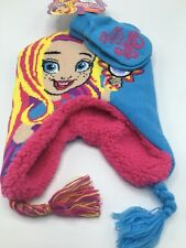 SUNNY DAY Nickelodeon Winter Hat & Mittens Toddlers One Size New! Ships FREE!