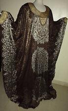 new Exclusive Ramadan arabic Abaya Galabia frasha style maxi moslim long sleeve