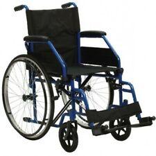 Sedia a Rotelle pieghevole ad autospinta carrozzina per disabili AGILE e Leggera