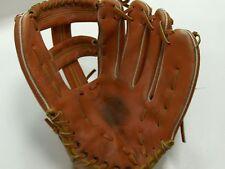 "MAG I Left Hand Glove/Mitt RHT Baseball/Softball 11"" Top Grain Cowhide Leather"