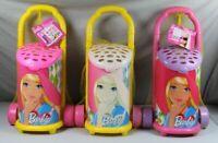 Barbie Trolley mit Inhalt ( 24 Teile ) mit Barbie Motiv unbenutzt + noch OVP  /H