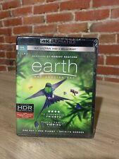 NEW- Earth One Amazing Day 4K Ultra HD & Blu-ray, Robert Redford Jackie Chan