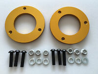 WAY2TUFF 4x4 10mm Front Strut Spacers Suspension lift Kit for Nissan Navara D40