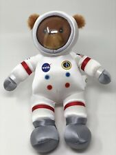Smithsonian Institution NASA Teddy Bear Astronaut Plush Stuffed Animal
