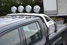 """Per adattarsi 2016+ Volkswagen VW Amarok Sport Roll bar + 8"""" Faretti Led + x5"""