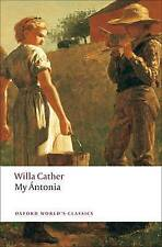 My Antonia by Willa Cather (Paperback, 2008)