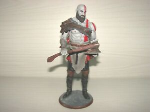 NECA GODS OF WAR GOW : KRATOS figure : custom base
