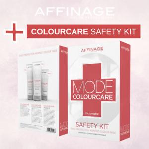 AFFINAGE - MODE COLOUR CARE SAFETY KIT ( Shampoo/Conditioner & Masque )