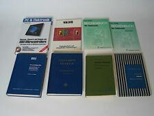 8x Buch Elektronik Digitaltechnik Elektrotechnik Halbleiter etc.