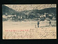 AK aus St. Nikola an der Donau, (6) Oberösterreich (P13)