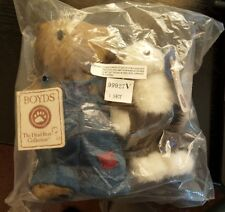 BOYDS BEARS THE HEAD BEAN COLLECTION SET 99927V SEALED IN BAG AWESOME WOW LOOK