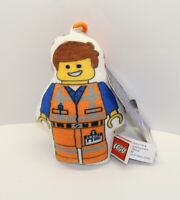 LEGO Movie 2 Plush Emmet Clip Key Chain Back Pack Accessory Children's Toy