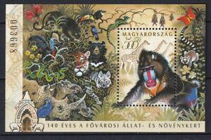 Hungary 2006 Fauna, Animals MNH Block