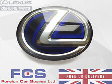 *NEW* GENUINE 2010- LEXUS CT200H ZWA10 FRONT GRILLE BADGE EMBLEM 90975-02227
