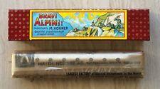 Armonica Vintage Hohner Bravi Alpini 28V - NUOVA - Marine Blues Silver Special