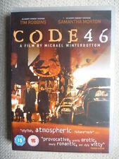 Code 46 [2003] [DVD] Brand New Sealed UK Fast