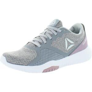 Reebok Womens Flexagon Force Mesh Memory Foam Running Shoes Sneakers BHFO 2041
