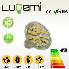 Standard 220V 4W Light Bulbs