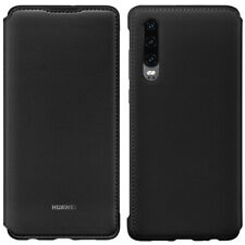 Official Huawei Flip Case P30 for mobile smart cover cell phone wallet