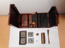 Appareil instrument scientifique électrostatique électricité ancien 19 siècle