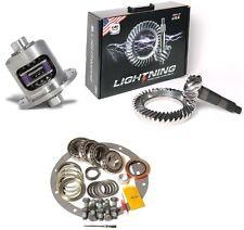 CHEVY 12 BOLT CAR 4.11 ISF US GEAR LIGHTNING - RING AND PINION DURAGRIP POSI PKG
