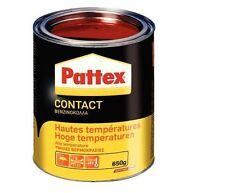 COLLE CONTACT HAUTE TEMPERATURE 650 GR PATTEX