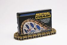 Renthal R1 520 X 114 Gold Offroad MX Motorcycle Dirt Bike Chain #C125