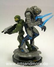 Halo Heroclix #044 Master Chief and Arbiter - 10th Anniversary