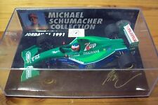 1/43 MICHAEL SCHUMACHER Nr 29 JORDAN 191 1991