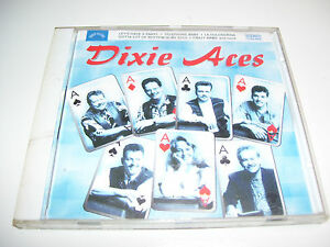 Dixie Aces - Untitled * RARE CD HOLLAND 1994 *