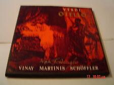 WILHELM FURTWANGLER RARE ,VERDI OTELLO ,,PRIVATE RECORDING , lp vinyl m- nm