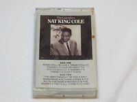 The Legendary Nat King Cole Tape 2 Two Capitol Records 1988 Cassette Tape