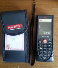 Télémètre laser Leica disto d8 Bluetooth languette cache batterie fissuree