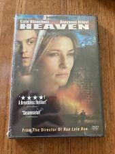 [NEW   FACTORY SEALED] Heaven (DVD, 2003)   Romance, Mystery & Thriller