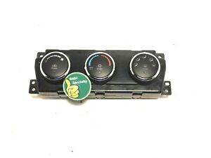 2011 2012 Ram Dash Climate Control Unit Temp Heat AC 55111290AD Thermostat OEM