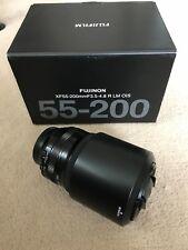 Fujifilm Fujinon XF 55-200mm F/3.5-4.8 OIS Lens ***Perfect Condition***