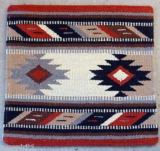 Wool Pillow Cover HIMAYPC-49 Hand Woven Southwest Southwestern 18X18