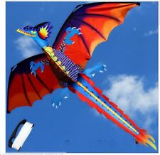 amazing dragon kite flying outdoor sport kite For Children, Adults Easy To Fly
