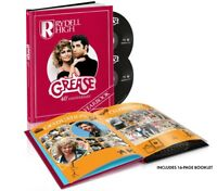 Grease 40th Anniversary Edition Digibook Blu ray + DVD