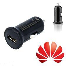 Huawei USB Car Mini Car Charger Plug Huawei, iPhone,SAM,Sony 12V - 24V  HWCC02
