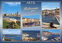 AK: Sète - Méditerranée (1)