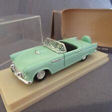 749E RIO R4 Ford Thunderbird 1956 Vert 1:43