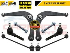 FOR PEUGEOT 206 2 FRONT LOWER BOTTOM WISHBONE ARMS STABILISER LINKS PINCH BOLTS