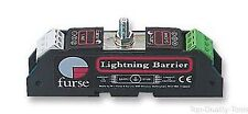 Furse Lightning Barrier Twisted Pair Surge Protector DIN Rail Mounting ESP 30D