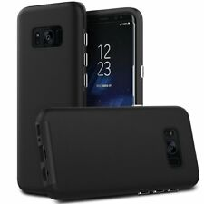EASYACC Samsung Galaxy S8 Case Armor Design Protective Hard Back Shell Cover