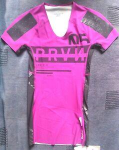 Reebok Ladies Crossfit PWR5 Compression T-Shirt