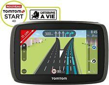 GPS TOMTOM START AUTOMOBILE CARTOGRAPHIE GRATUITE A VIE EUROPE + ALERTES RADARS